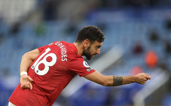Image for The Inexorable Rise of Bruno Fernandes