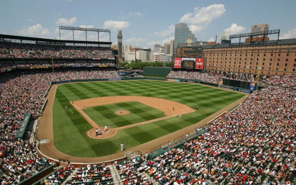 Image for Camden Yards: The Importance of Oriole Park