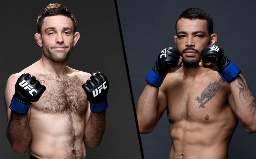 Image for Dan Ige Will Face Ryan Hall on March 13th in One of the Most Interesting Fights of 2021