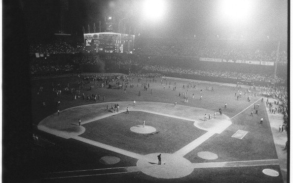 Image for MLB History: Disco Demolition Night At Comiskey Park