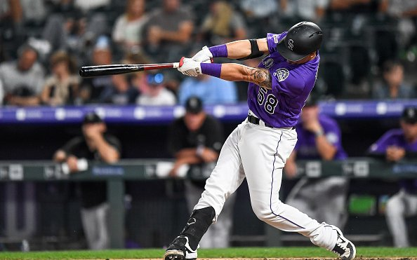 Image for 2021 Colorado Rockies: The Great Backstop Blues