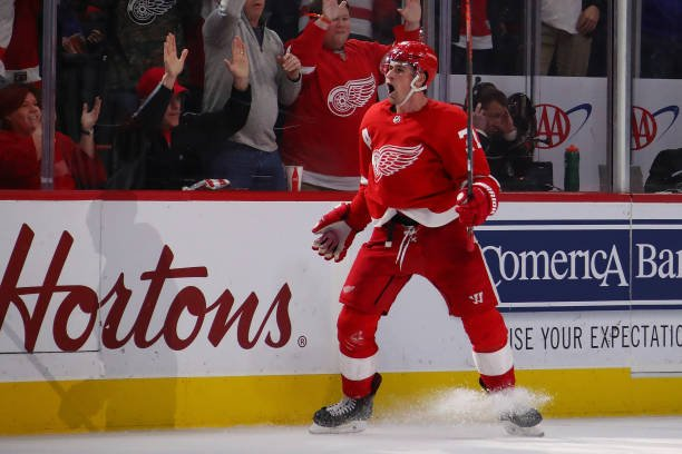 Detroit Red Wings Captain