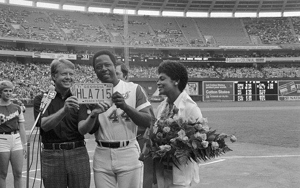 Image for MLB Breaking News: Hank Aaron Passes Away at Age 86