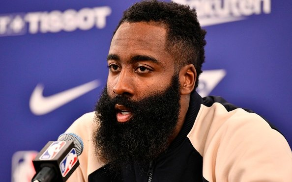 Image for James Harden Great Nets Debut in the Win