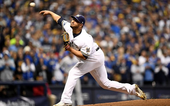 Image for 2021 New York Yankees: Jhoulys Chacin Signs