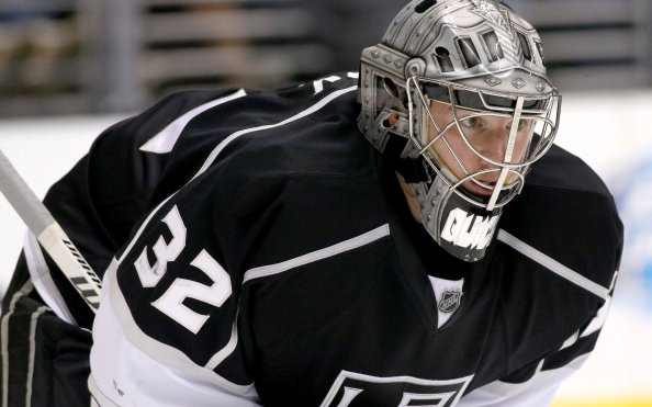 Image for 2021 LA Kings Hope for Better Puck Luck