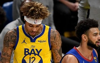 Image for Warriors Considering Trading Kelly Oubre, Jr. to the Pelicans, Per Report