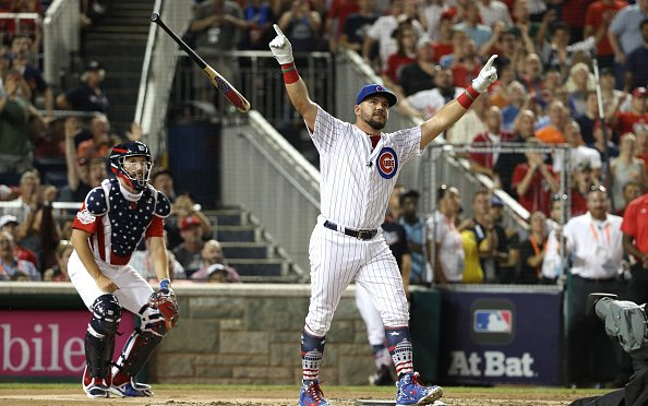 Image for MLB Breaking News: Kyle Schwarber Signs With the Nationals