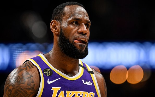 Image for Reviewing LeBron James' Great 18th Season so far