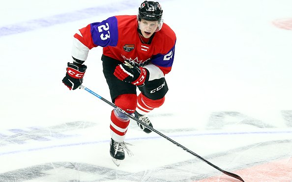 Image for Minnesota Wild Prospect Marco Rossi out Indefinitely Ahead of The Beginning of 2021 NHL Season