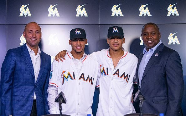 Image for 2021 Miami Marlins: Swimming in International Waters
