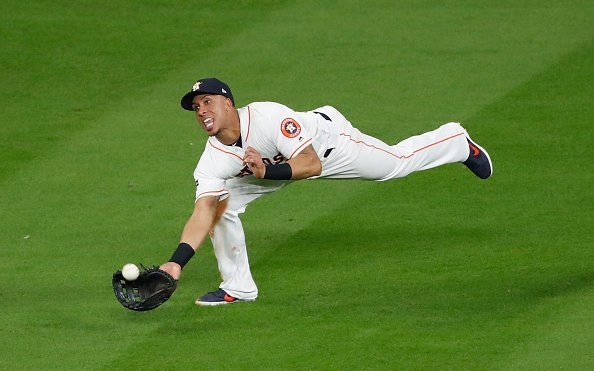 Image for 2021 MLB Signings: Brantley Stays in Houston