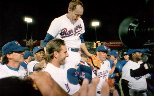 Image for MLB History: What Nolan Ryan Brought to the Game