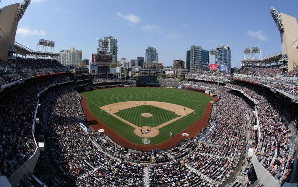 Image for MLB History: Petco Park is The Best Ballpark in America