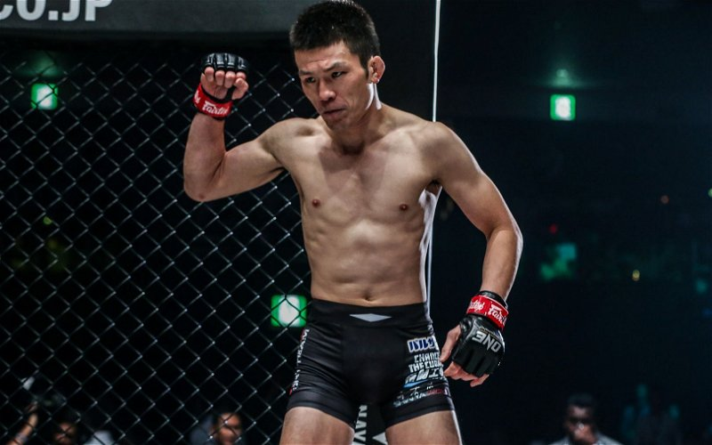 Image for Shinya Aoki Weighs in on a Demian Maia Matchup and His Answer Was Humorous