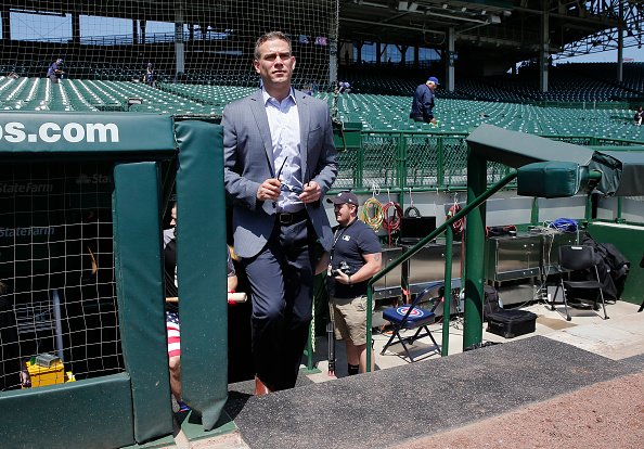 Latest MLB News: Epstein to Commissioner's Office