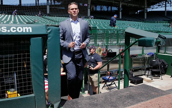 Image for Latest MLB News: Theo Epstein to Consult for MLB in 2021