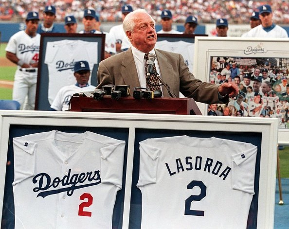 MLB BREAKING NEWS: Hall of Fame manager Tommy Lasorda has passed away at the age of 93