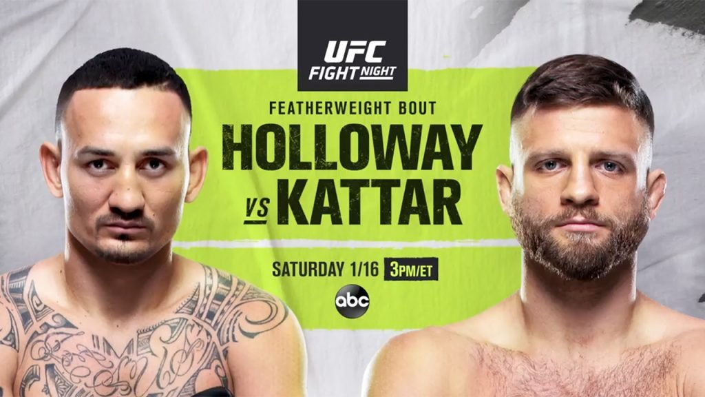 UFC Debut on ABC