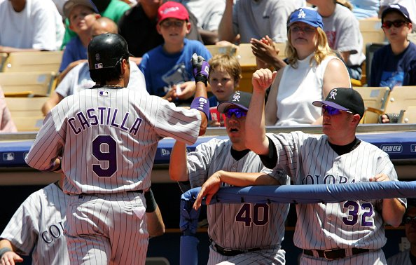 Vinny Castilla is one of the best Mexican players in MLB history