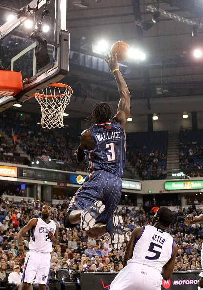 Gerald Wallace Sacramento Kings