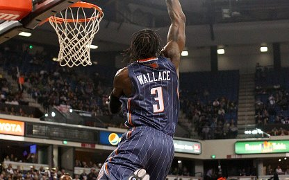 Image for Gerald Wallace Sacramento Kings Throwback Player Profile