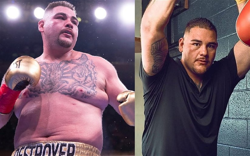 Image for From Flab to Fab, Punch Line to Puncher? Andy Ruiz Close to Comeback