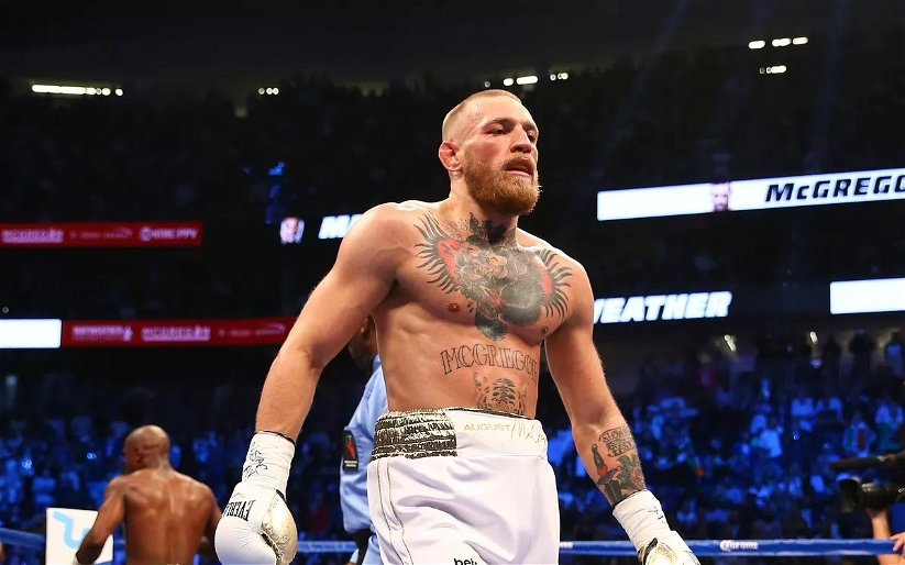 Image for Conor McGregor, Boxing Patsy