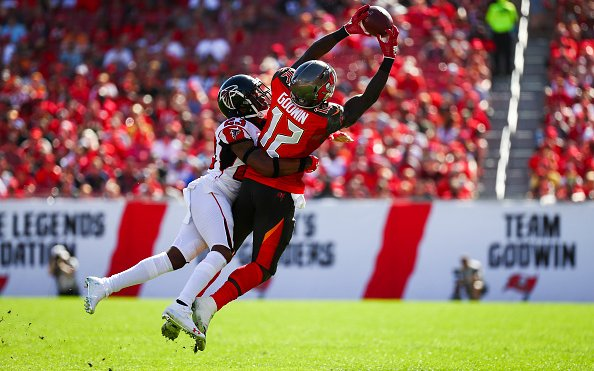Image for 2021 NFL Free Agency: 3 Potential Destinations for Chris Godwin