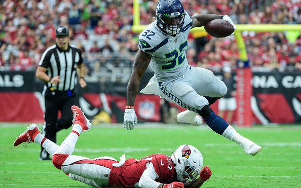 Image for Fantasy Football: Top 4 Destinations for Free Agent Chris Carson