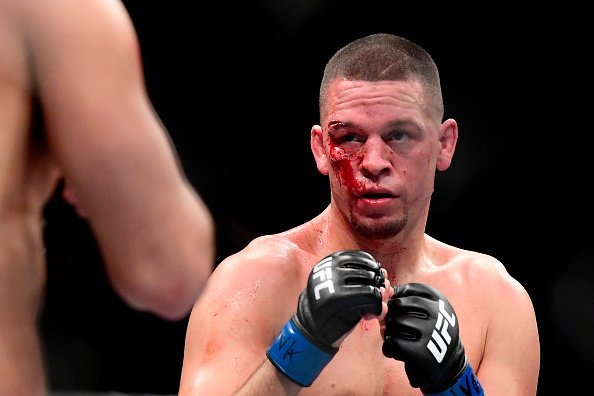 Nate Diaz Return 2021