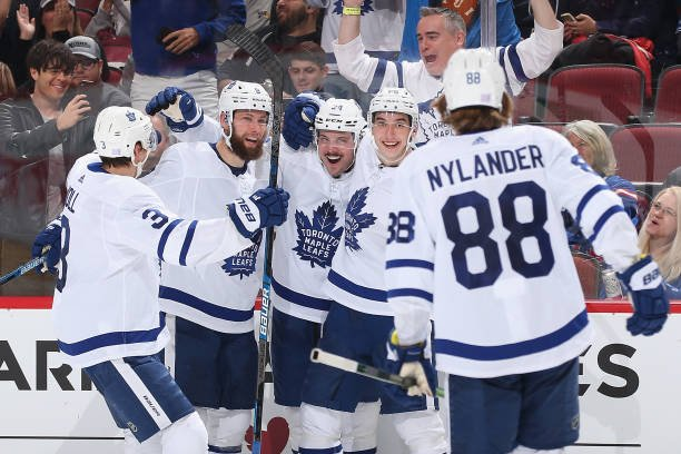 Maple Leafs training camp roster