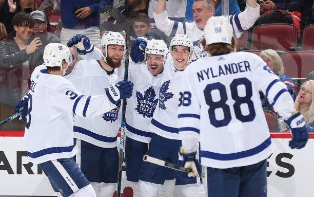 Image for 5 Takeaways From the Maple Leafs Training Camp Roster
