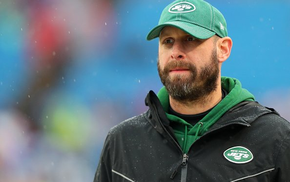 Image for Adam Gase Fired: Jets to Begin 2021 Coaching Search