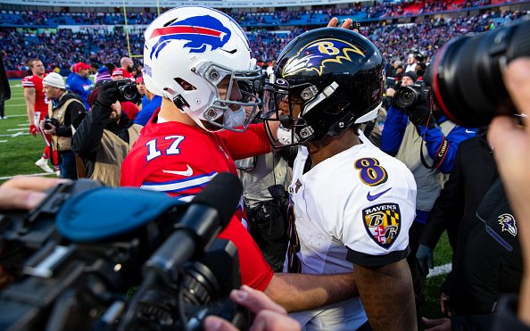 Image for AFC Divisional Playoffs Preview: Buffalo Bills vs Baltimore Ravens