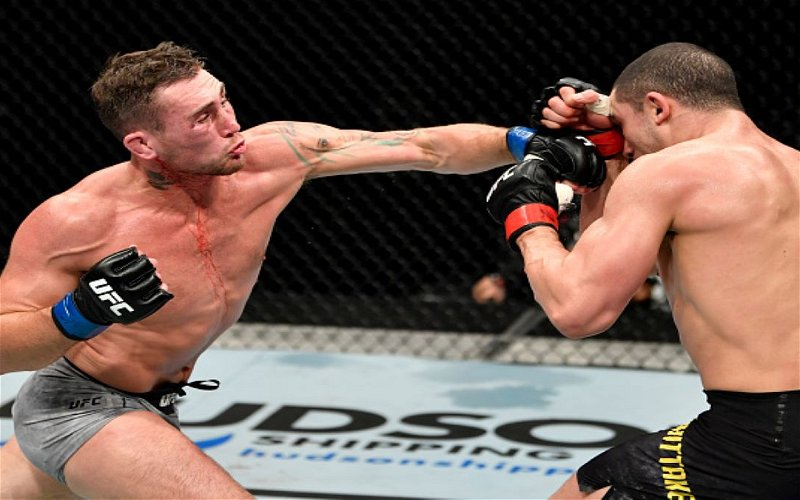 Image for Darren Till vs Marvin Vettori targeted for UFC Fight Night on April 10th