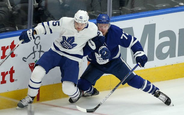 Image for Toronto Maple Leafs Cut 14 from Camp Roster