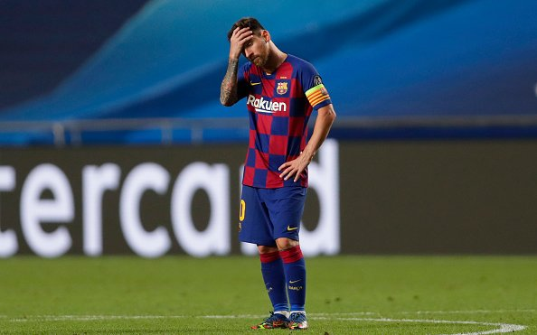 Image for FC Barcelona: Addressing the Penalties Issue