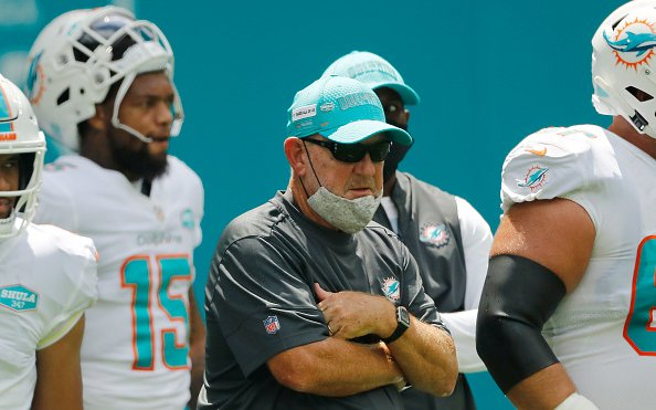 Image for Stunning Chan Gailey Resignation May Benefit the Dolphins