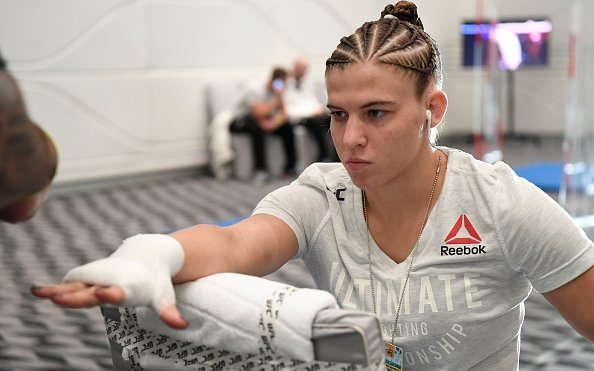 Image for Interview With Miranda Maverick Ahead of Her Fight at UFC 258