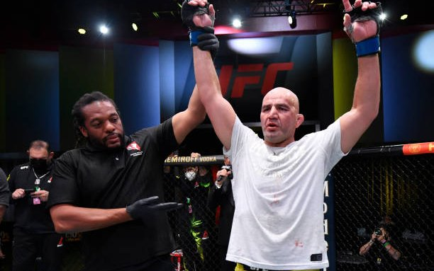 Image for Glover Teixeira Is Hopeful That UFC Will Make Him Backup For Jan Blachowicz vs Israel Adesanya Title Fight