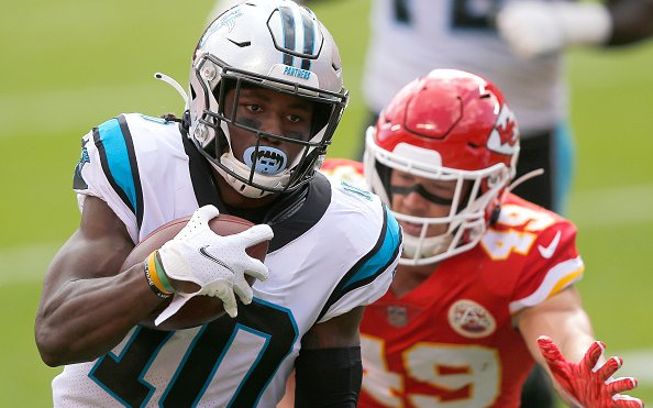 Image for Top 3 Fantasy Football Destinations for Free agent WR Curtis Samuel
