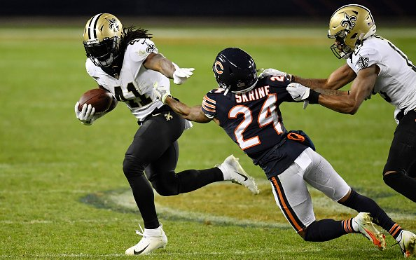 Image for 2021 NFC Wild Card Preview : Bears vs Saints