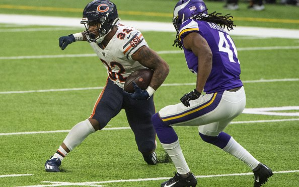 Image for Chicago Bears 2020 Season Review: Offense