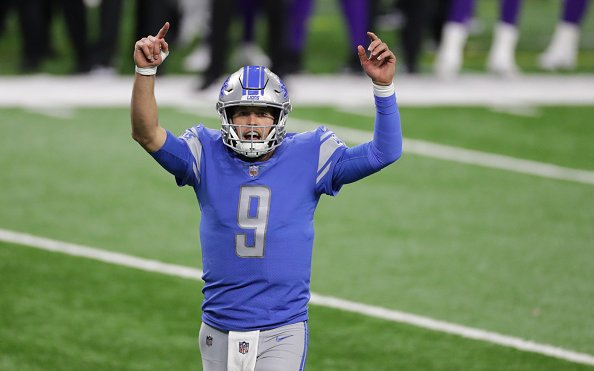 Image for 4 Strong Matthew Stafford Trade Possibilities