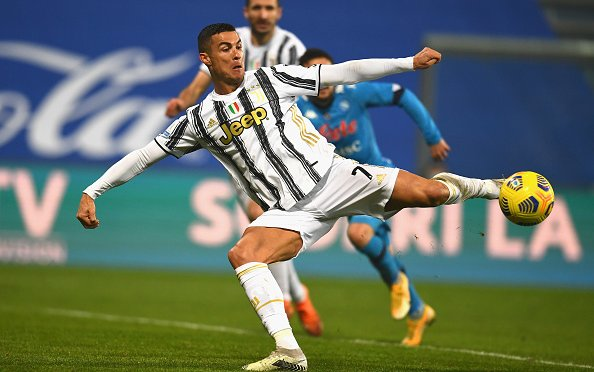 Image for How Cristiano Ronaldo Became Top Goal-Scorer In Football History
