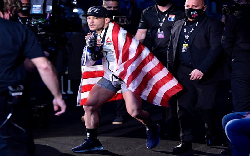 Image for Michael Chandler Title Shot Next for Chaotic Lightweight Division?