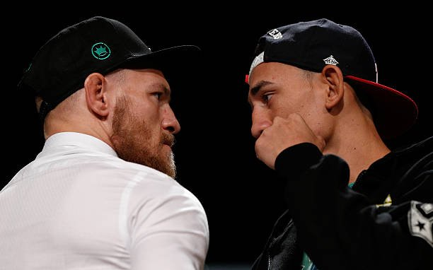 """Image for Max Holloway """"Intrigued"""" In A Potential Rematch With Conor McGregor"""
