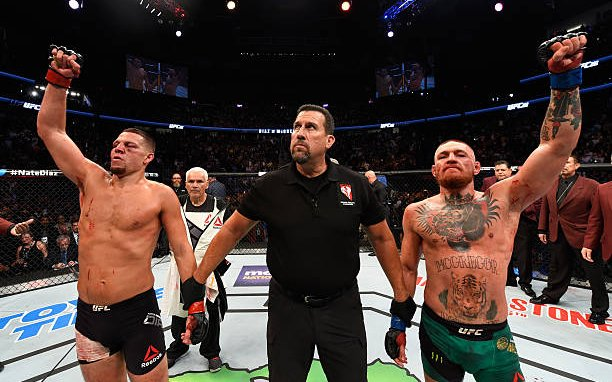 Image for Conor Mcgregor Plans Dominant Run at Lightweight, Hopeful of Nate Diaz for the Title