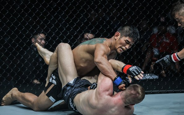 Image for Aung La NSang vs Vitaly Bigdash Trilogy Confirmed for ONE on TNT III